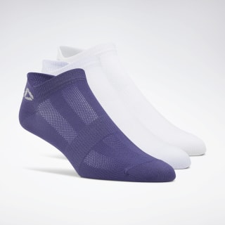 Reebok ONE Series Socks - 3pack Midnight Ink / White / Lucid Lilac EC5447