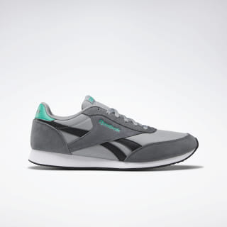 Reebok Royal Classic Jogger 2.0 Shoes Alloy / Grey / Black / Emer DV6564