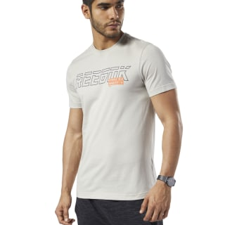 Graphic Series Foundation Tee Sand Stone EC2072