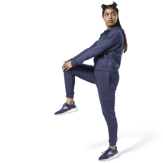 Training Essentials Track Suit Heritage Navy EC2209