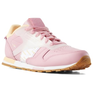 Classic Leather Altered Shoes - Grade School Squad Pink / DESERT GLOW DV5245