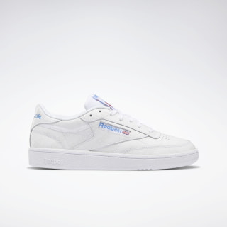 Club C 85 Shoes White / True Grey / Blue DV7306