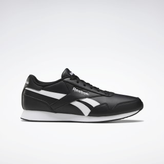 Reebok Royal Classic Jogger 3.0 Shoes Black / White / White EF7789