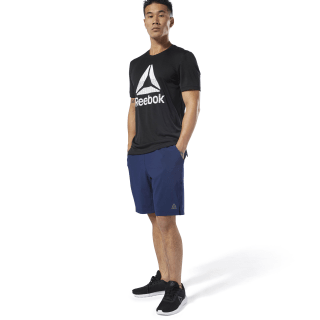Reebok Speed Short Collegiate Navy / Black DX0479