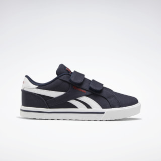 Reebok Royal Complete Low 2.0 Shoes Collegiate Navy / White / Legacy Red FU9210