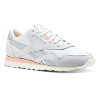 Classic Nylon Retro-Spirit White/Cloud Grey/Chalk/Pink CN3664