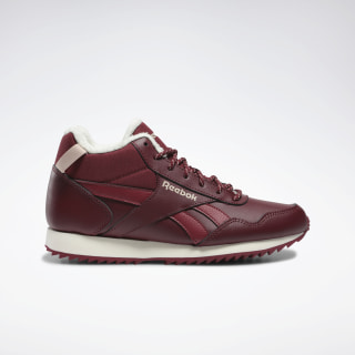 Кроссовки Reebok Royal Glide Mid Collegiate Burgundy / Chalk / Buff FV4249