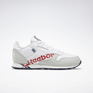 Buty Classic Leather White / Grey / Navy / Red DV9602