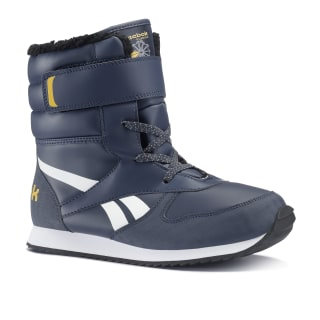 Reebok Cl Snow Jogger Collegiate Navy / Wht / Fierce Gold DV3662
