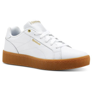 Royal Complete Clean White / Gold Metallic / Gum CN3238