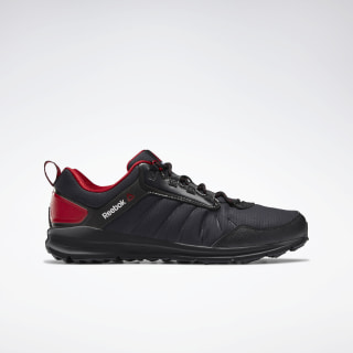 Кроссовки Reebok Warm & Tough Black/black/FLASH RED/white FU8506