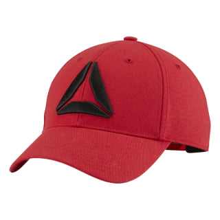 Active Enhanced Baseball Cap Excellent Red CZ9939
