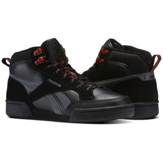Reebok Royal Complete PMW Black/Alloy/Burnt Amber BS6381