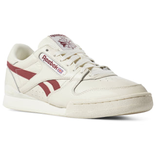 Phase 1 Pro Men's Shoes Classic White / Meteor Red DV3793