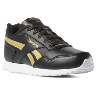 Reebok Royal Glide Black / Gold Met DV4505