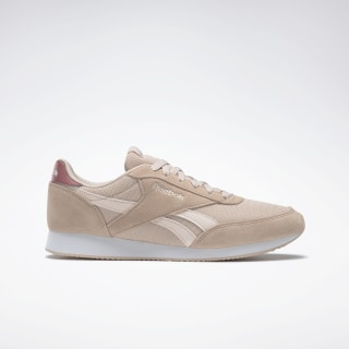 Zapatillas Reebok Royal Classic Leather Jogger 2 Buff / Pale Pink / Rose / White DV7765