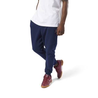 Reebok Classics Fleece Pants Collegiate Navy DH2059