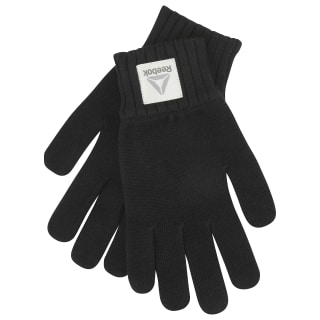 Active Foundation Knitted Glove Black BQ1256