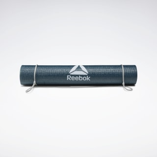 Yoga Mat - 4mm - Dark Green Green / Grey CK7765