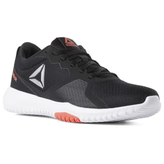 Zapatillas Reebok Flexagon Force black / white / bright rose / alloy / silver CN6537