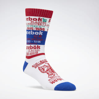 Classics Food Graphic Crew Socks White ED1267
