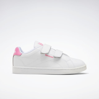 Reebok Royal Complete Clean Alt 2.0 White / Solar Pink / None FU9681