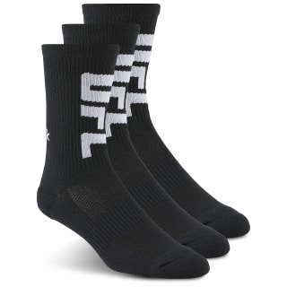 UFC Ultimate Fan Ankle Sock Black / Black / Black AZ8784