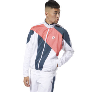 Classics Advance Track Jacket White DT8231
