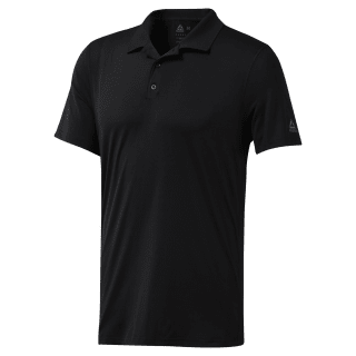 WOR Polo Shirt Black DU2193