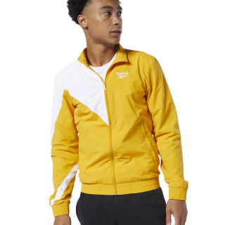 Classics Vector Tracktop Fierce Gold DW9390