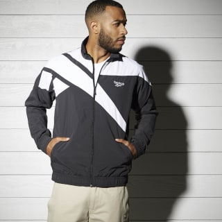 Reebok Archive Vector Tracktop Black / White BK5095