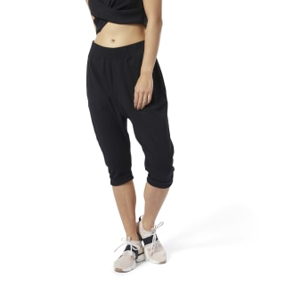 Studio Jersey Pants Black EB8121