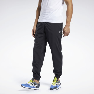 Training Essentials Woven Cuffed Pants Black FP9141