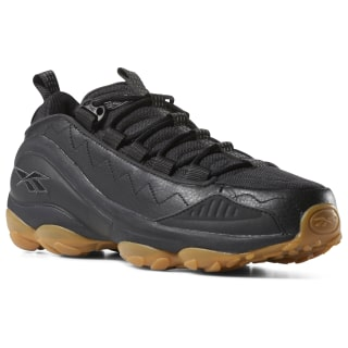 DMX Run 10 Gum Black/Coal CN3569