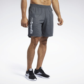 Reebok CrossFit® USA Shorts Black Melange FK4325