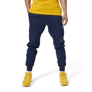 Classics Fleece Pants Collegiate Navy EC4540