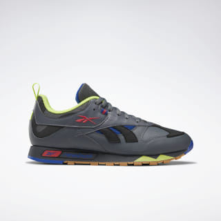 Classic Leather RC 1.0 Shoes True Grey 7 / Black / Pink DV8300