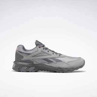 Ridgerider 5.0 Shoes Pure Grey 4 / Pure Grey 6 / Vivid Orange EF4202