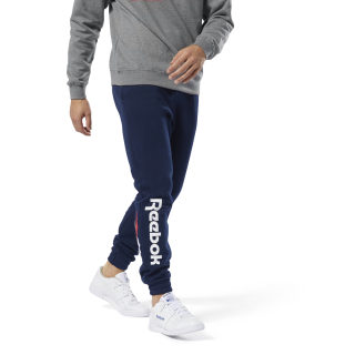 Pantalone jogger Classic Vector Collegiate Navy DY2074