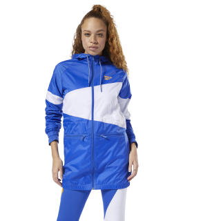 Classics Vector Windbreaker Crushed Cobalt DY7664