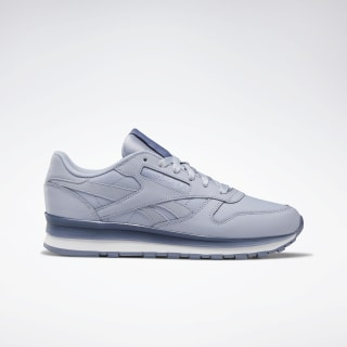 Кроссовки Reebok Classic Leather DENIM DUST/INDIGO/WHITE DV8760