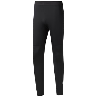 Legging de running Thermowarm Touch - Hiver Black CY4699