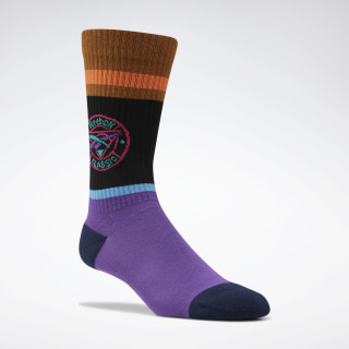 Classics Trail Socks Regal Purple FM7658