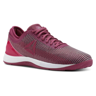Tenis R CROSSFIT NANO 8.0 TWISTED BERRY/TWISTED PINK/WHT/INFUSED LILAC CN2978