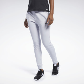 Спортивные брюки QUIK Cotton White/sterling grey FL2790