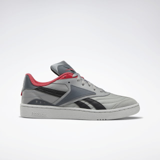 Кроссовки Reebok Club C RC 1.0 true grey 4/true grey 7/black DV8664