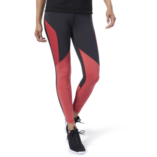 Cardio Lux High-Rise Tights 2.0 Rebel Red DY8039
