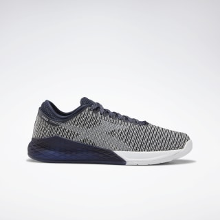 Nano 9.0 Shoes Heritage Navy / White / Silver Metallic DV6365