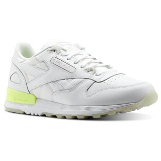Classic Leather 2.0  GID White/Electric Flash CM9886