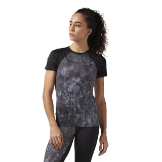 T-shirt Reebok Crossfit Paddle Black CE1861
